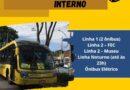 Unitransp – Linhas de circular interno