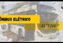 Unitransp – Ônibus elétrico indisponível